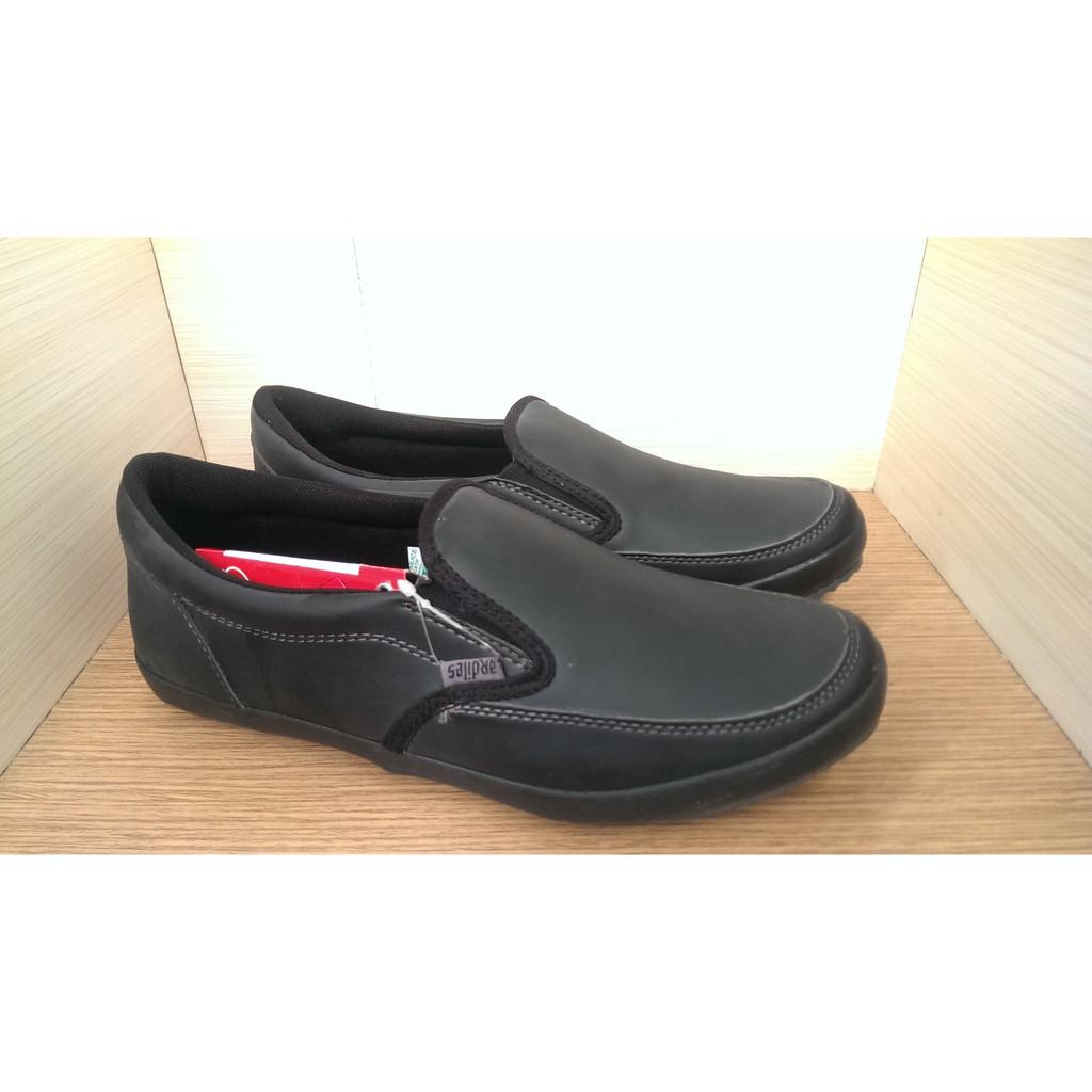 Sepatu Ardiles Rabane Slip On Kantor Shopee Men Money Vesto Coklat 43 Indonesia