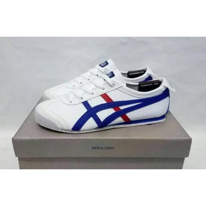 Sepatu Sneakers Casual Model riginal Asics Onitsuka Tiger Mexico 66 untuk  Pria  805a1ff160