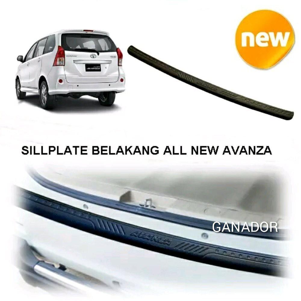 Sillplate Belakang Datsun Go Dhh Shopee Indonesia Scuffplate Veloz