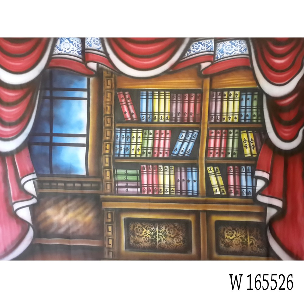 Background Foto Wisuda Anak Tk Manasik Haji 25x3m W 165526 Rak Buku Studio Photo Shopee