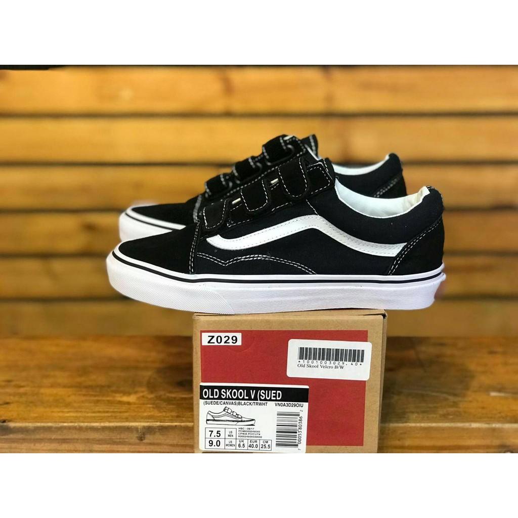 47e2aecb9c53af Sepatu Vans Old Skool Black White Dope Premium BNIB