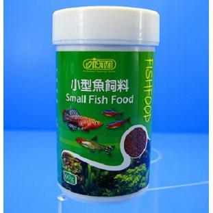 Ista Small Fish Food 60gr Pakan Makanan Pelet Ikan Kecil Aquascape Shopee Indonesia