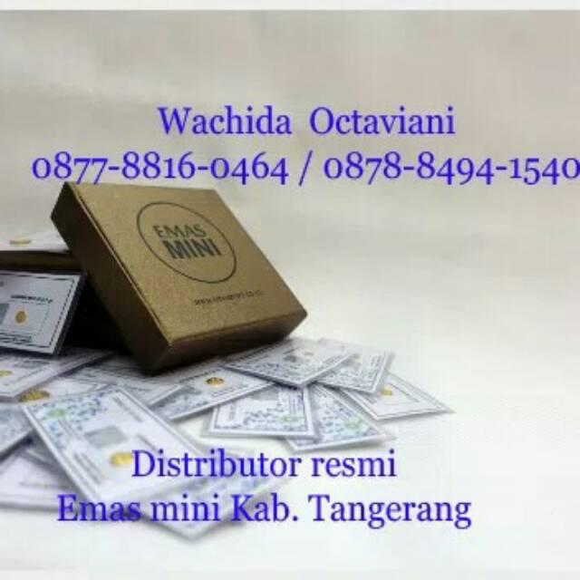 Toko Online Emas Mini Tangerang Shopee Indonesia