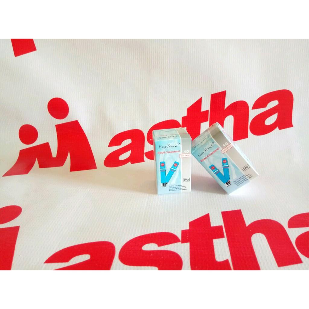 Strip Easy Touch Hemoglobin Isi Ulang Easytouch Hb Gchb Murah Gula Glucose Shopee Indonesia