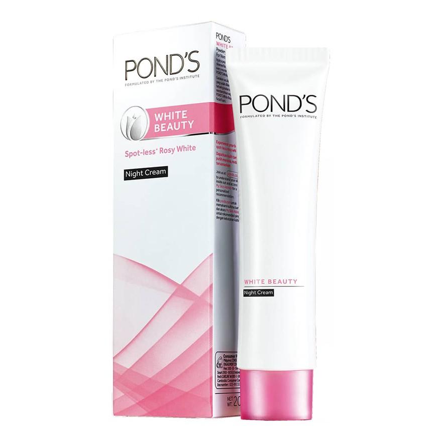 Ponds White Beauty Night Cream 20gr