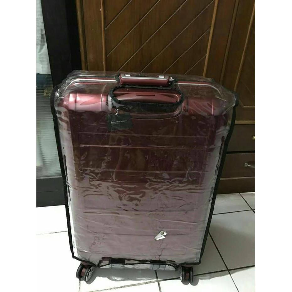 Cover Kover Koper Mika Tebal Transparan 28 Inci Shopee Indonesia