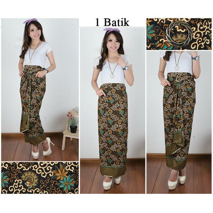 Dapatkan Harga panjang wanita Batik   Kebaya Rok Dress Dress Batik Diskon  9333019c2e
