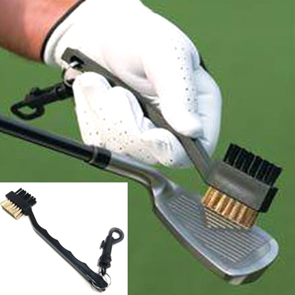 Sikat Pembersih Tongkat Golf Dengan Reel Retractable  37c45febfb