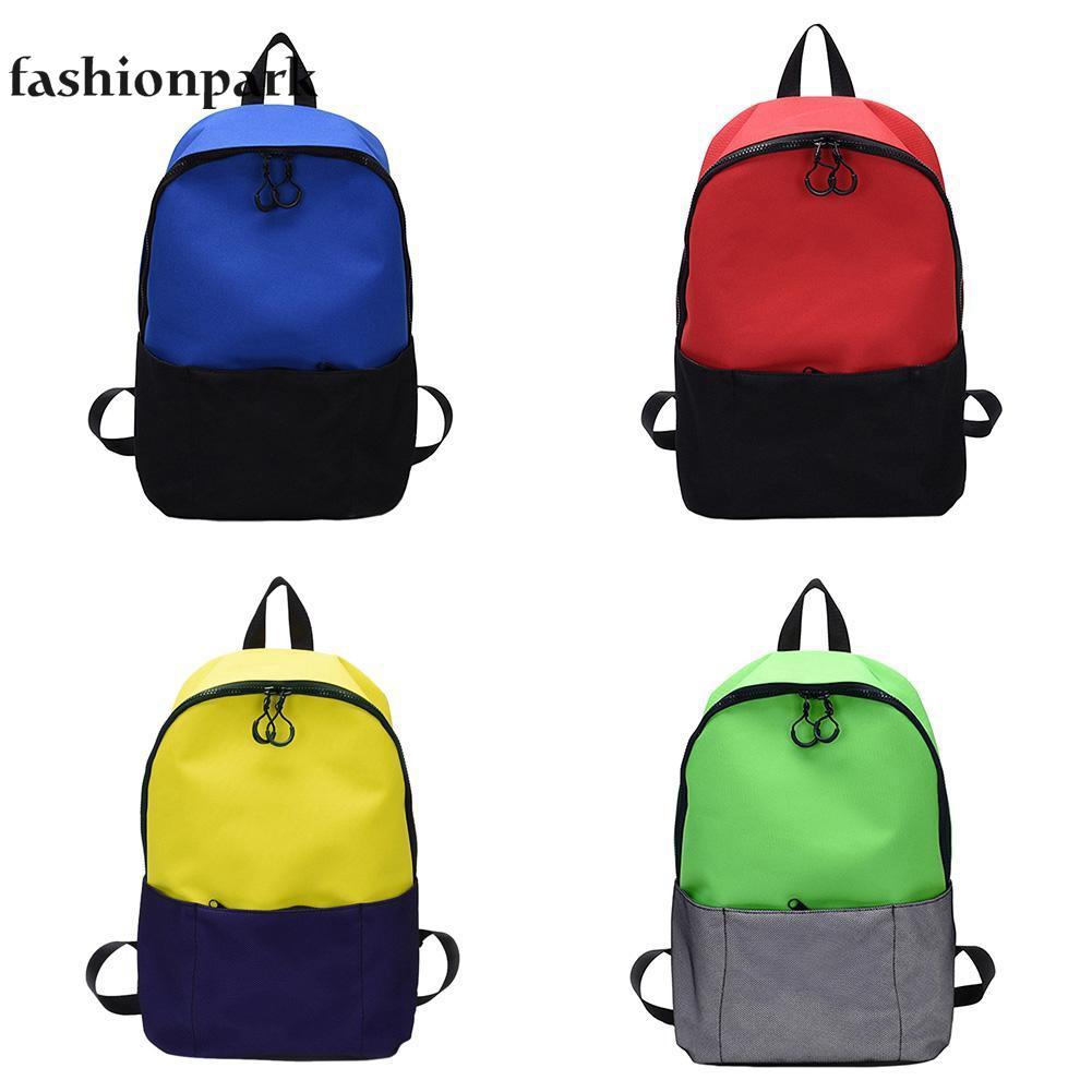 Casual Women Teen Nylon Large Capacity Backpacks Sport Travel Shoulder Bags   409864ae6b445