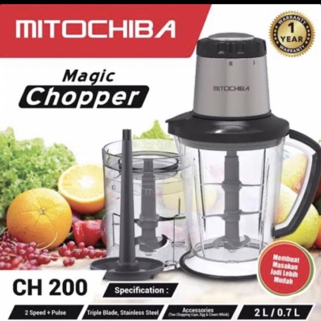 Blender CH 200 Mitochiba