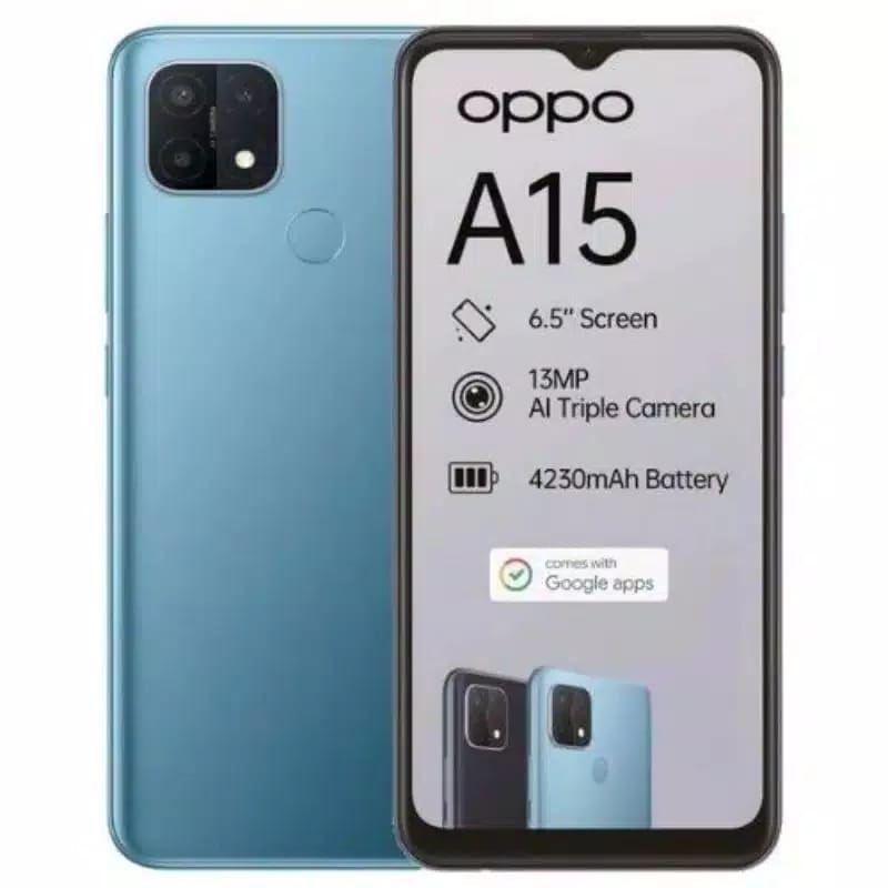 handphone oppo a15