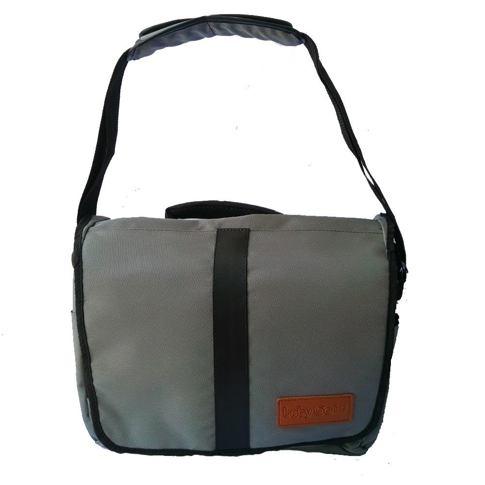 Tas Bayi Cooler Bag Babygo Inc Daftar Harga Metro Backpack Blue Kiwi Messenger Grey