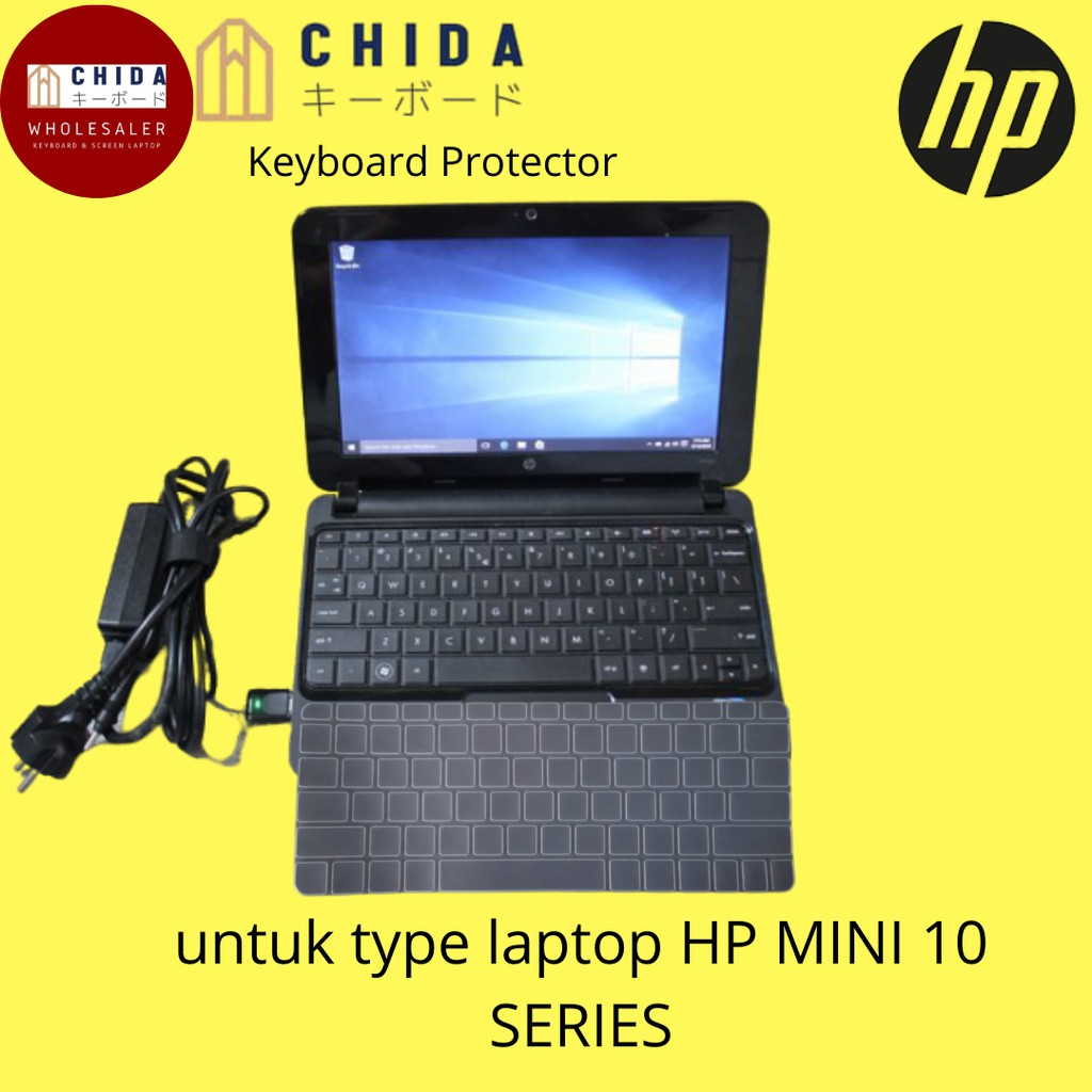 Keyboard Protector Cover Hp Mini 10 Series Pelindung Keyboard Laptop Shopee Indonesia