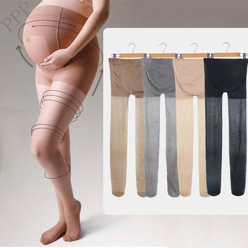 Stretch Elastic Two Sides Open Tights Underwear Pantyhose Silk Stockings