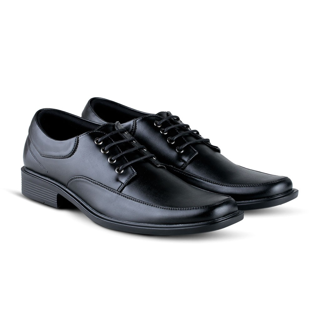Dr. Kevin Men Formal Shoes 13284 - Black - Hitam- 41  bbd2c58250