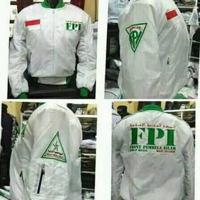 Seragam Laskar Fpi Bat Dll Shopee Indonesia