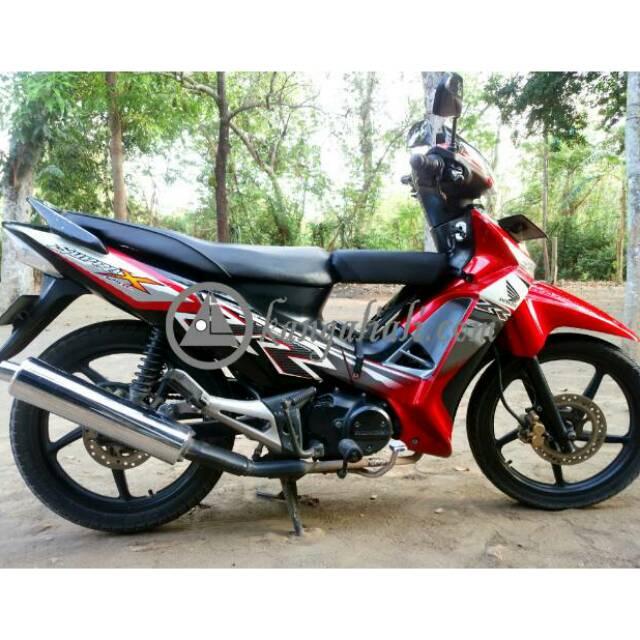 Jok Boncengan Anak Supra X 125 Shopee Indonesia