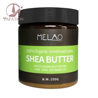 💅MELAO Natural Shea Butter Oil Cream For Hair Dry Skin