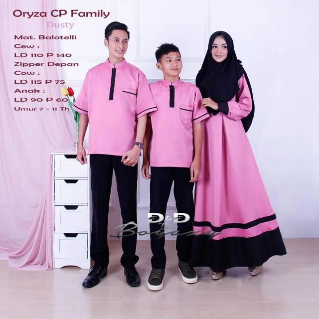 Baju Muslim Couple Family Ayah Ibu Anak Laki Laki 7 11th Balotelli Geser Pict Shopee Indonesia
