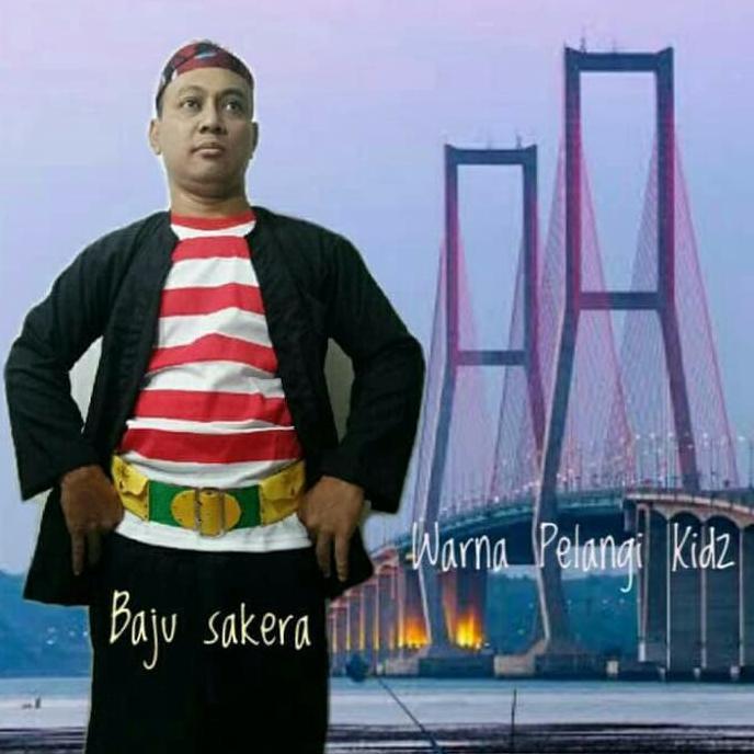 Baju Sakera Adat Madura Terpercaya Shopee Indonesia