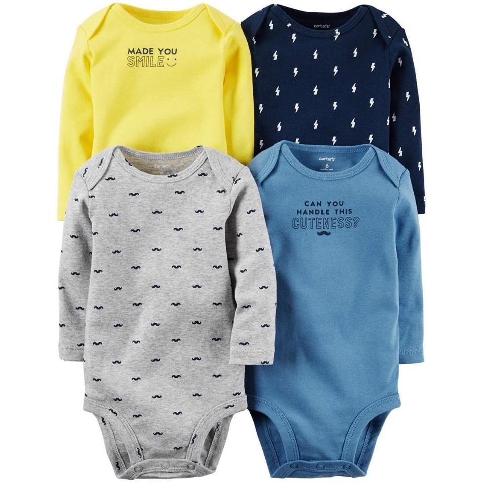 Baju Bayi Jumper Lengan Panjang - BAJUKU