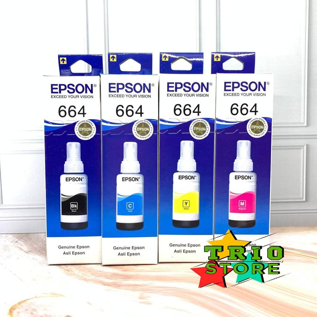 Tinta Epson 664 For Ink Printer L100/L120/L200/L210/L220/L310/L360-1