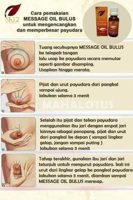 Pengencang Payudara Dan Memperbesar Mr P Minyak Bulus Original Sr12 Shopee Indonesia