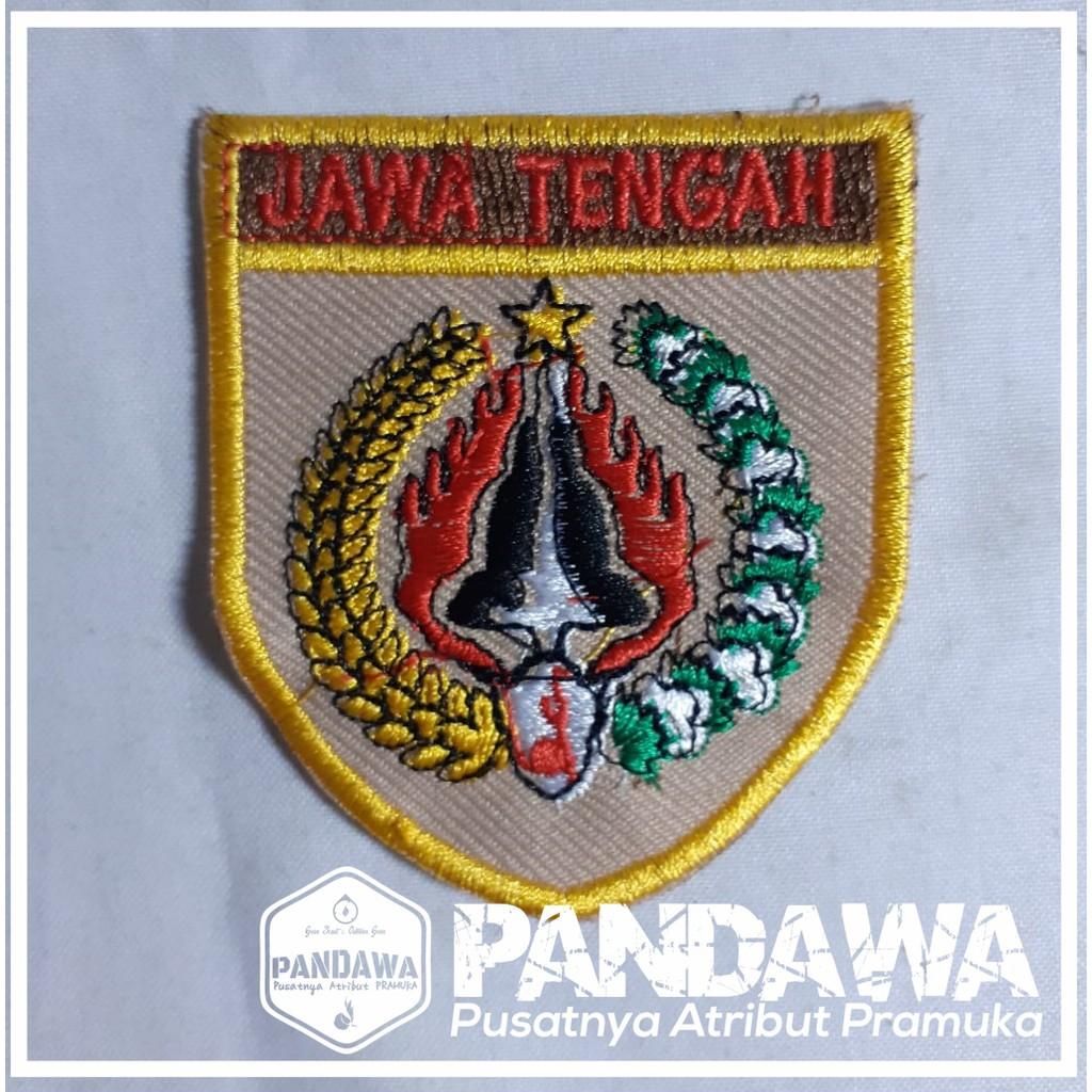 Logo Pramuka Provinsi Jawa Tengah