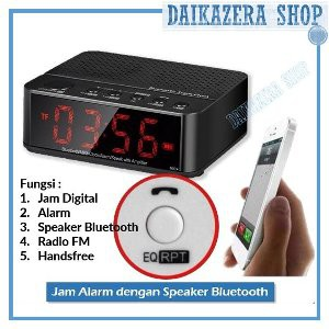 Alarm Clock Online. Source · Olahraga Speaker Bluetooth Hands-free Call . 94b3f5e37e