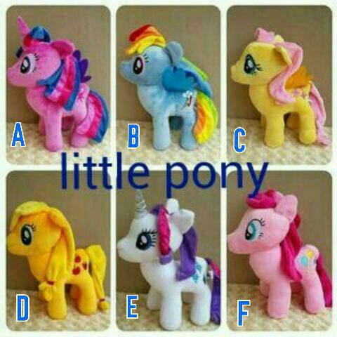 jual Boneka My Little Pony L Termurah Terlaris MOS  8d746d24cb