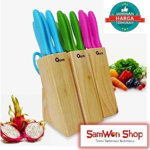 Dinemate Pisau Buah 12pcs - Merah. Source · OXONE Nylon Kitchen Tools Set 6 Pcs