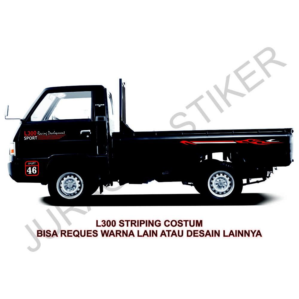 460+ Modifikasi Stiker Mobil L300 Pick Up Terbaru Gratis Terbaik