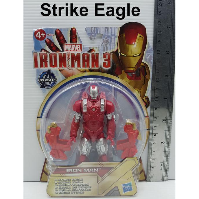 Marvel-Iron Man 3 série-Shatterblaster Iron Man-Action Figure NEW