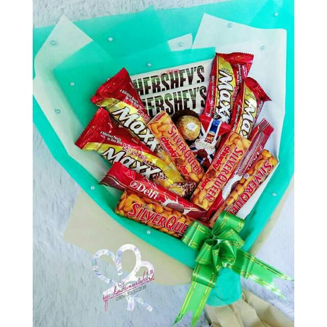 Unduh 4800 Gambar Bunga Dan Coklat Silverqueen Terbaik