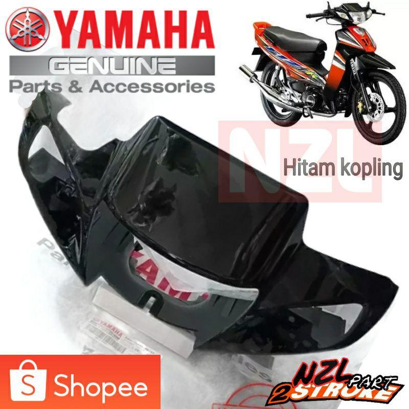batok cover body lampu headlamp depan f1zr fizr fiz f1z r hitam original yamaha NZL PART