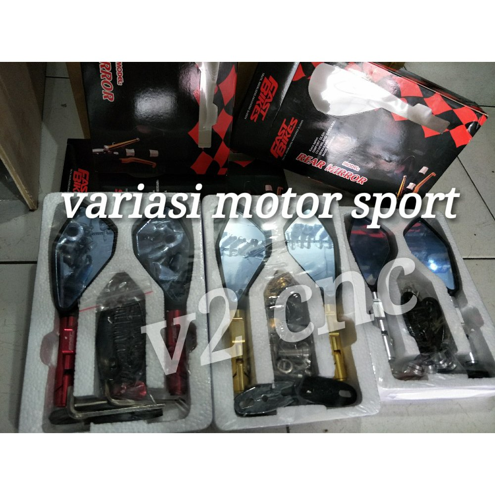 Spion Tomok 004 New Cnc Full Moto Gp Shopee Indonesia Motogp