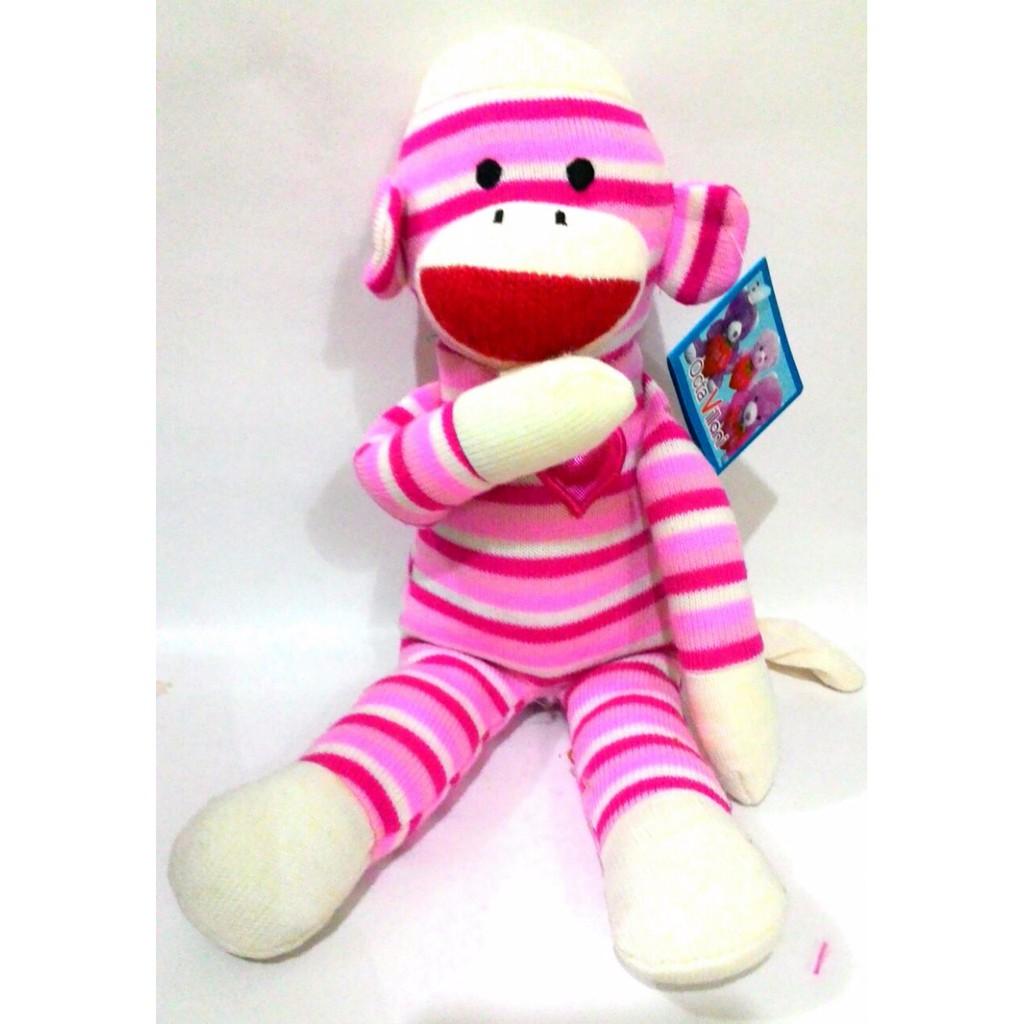 Boneka Hewan   Boneka Monyet   Monkey Lucu Imut  97  4573fab529