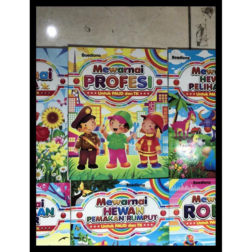 Buku Gambar Anak 24 Halaman 24x28cm SPECIAL