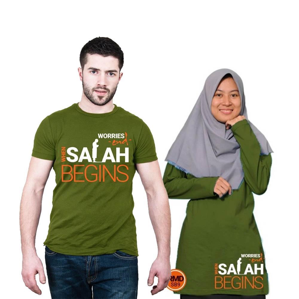 Kaos Dakwah Islam Distro Hitam Save Aleppo Shopee Indonesia Allepo