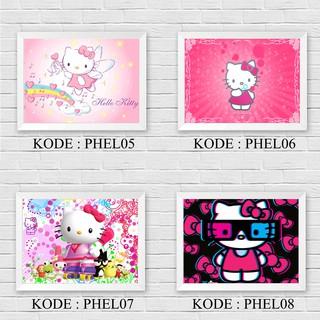 52 Gambar Rumah Hello Kitty Kartun Terlihat Keren