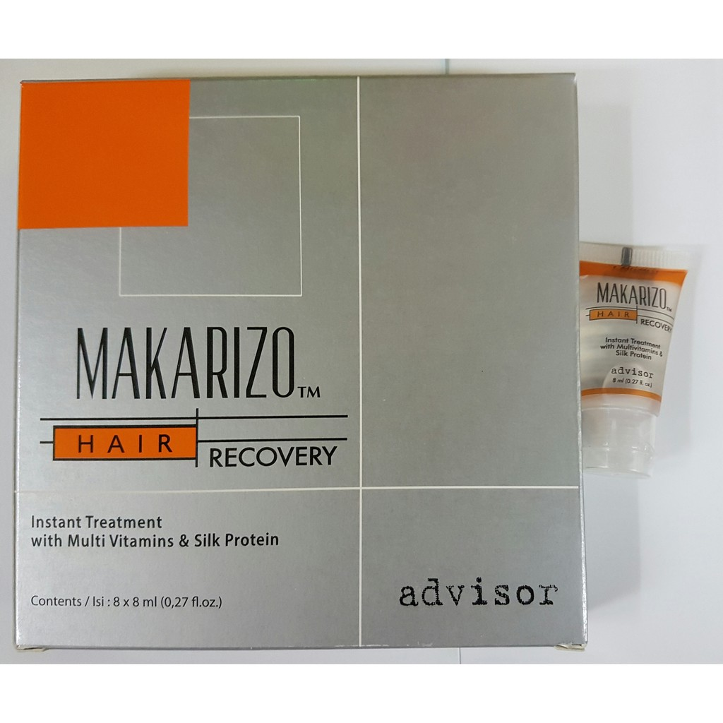 Makarizo Hair Energy Easy Straight Diy 2 Pelurus Rambut 2x120ml Recovery Shopee Indonesia