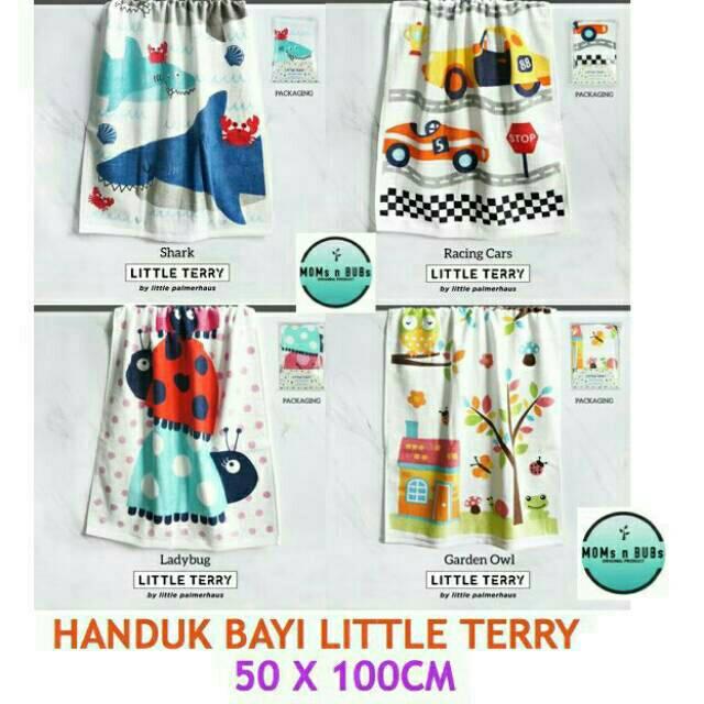 TOTTORI Premium Baby Towel Handuk Jepang Bayi Anak by Terry Palmer Little Palmerhaus Cotton Murah   Shopee Indonesia