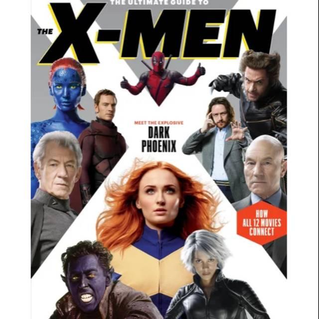 Koleksi Lengkap Seri Film X Men 2000 2019 Fox Studio Shopee Indonesia