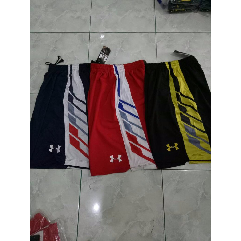 Celana Basket Underarmour Ua Shopee Indonesia Hanger Kukupu