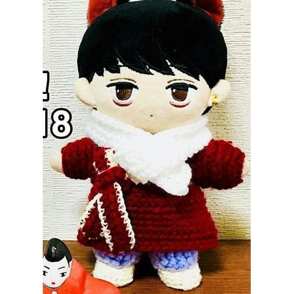 Custom doll body only kpop 20cm gd*847