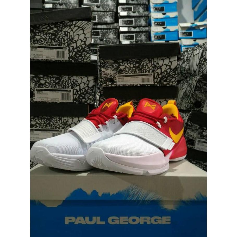 a0452f583952 Hari Ini Sepatu Basket Pg 2.5 Playstation On Nyala Logo Ps Nike Paul George  Ps -
