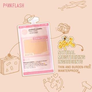 Pinkflash Ohmyself Foundation Matte Tahan Lama Untuk Semua Hari 6