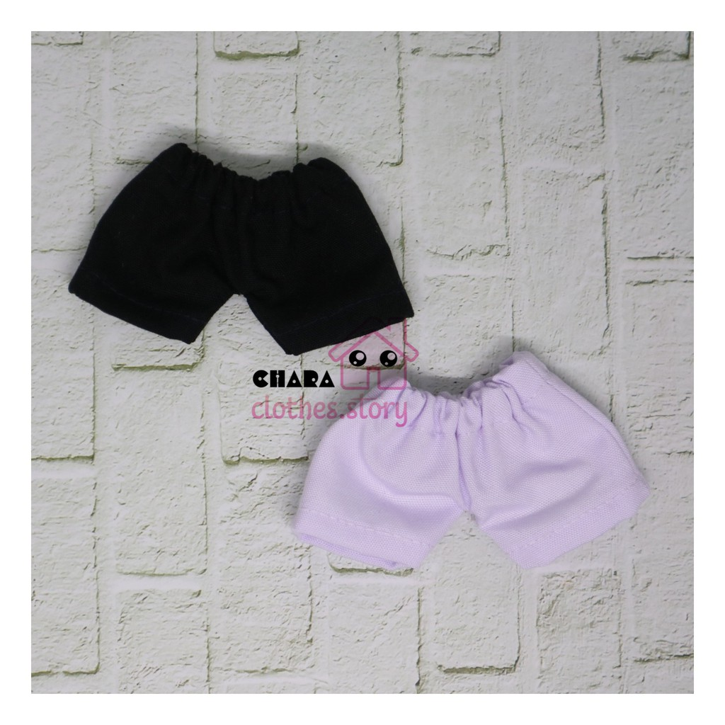 Kpop doll clothes Custom Doll pants 15cm 20cm