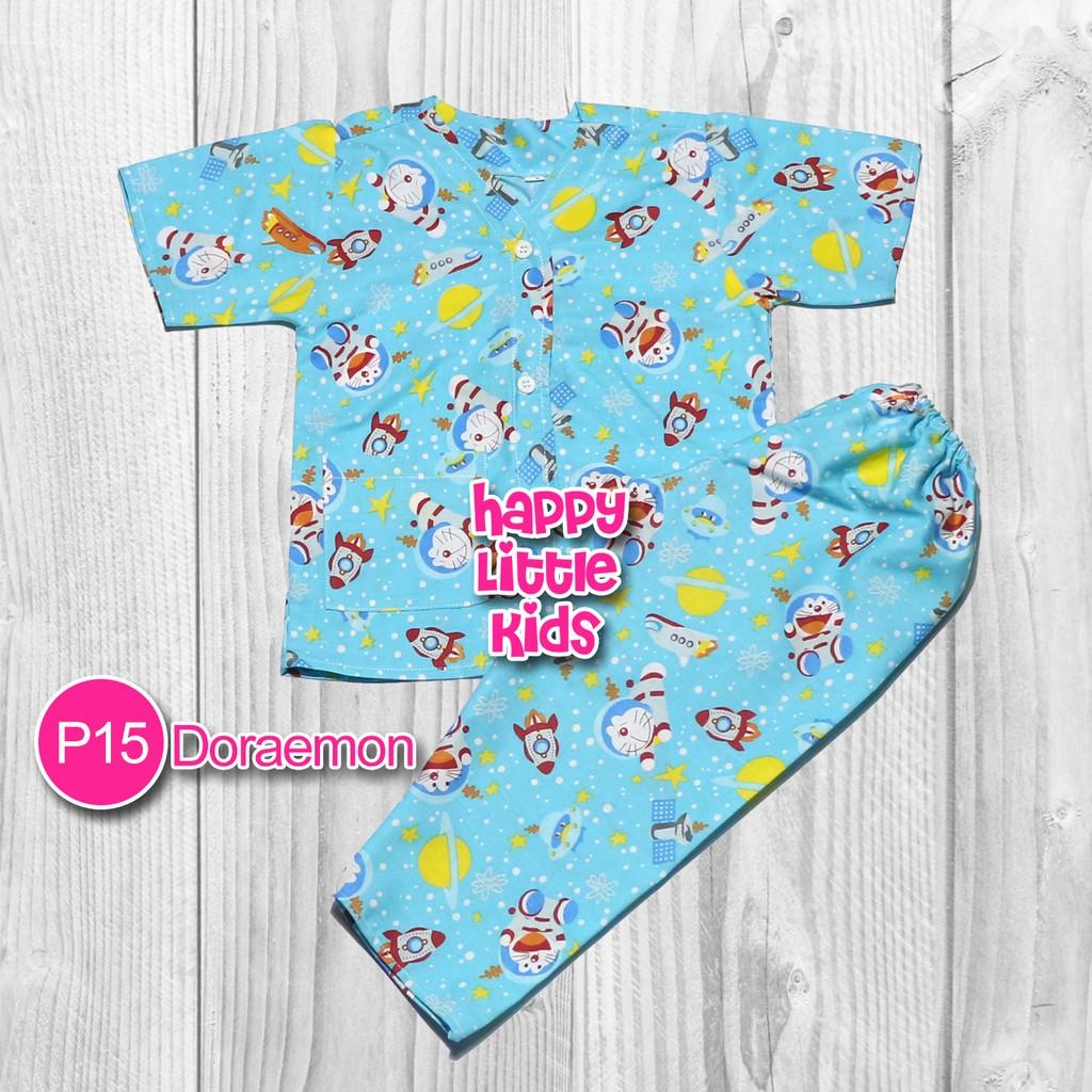 Piyama Anak Baju Tidur Anak Size 6 (5 Tahun sd 6 Tahun) Laki-Laki Perempuan | Shopee Indonesia
