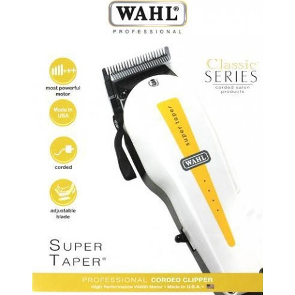Wahl super taper usa original mata pisau tajam  bce1705943